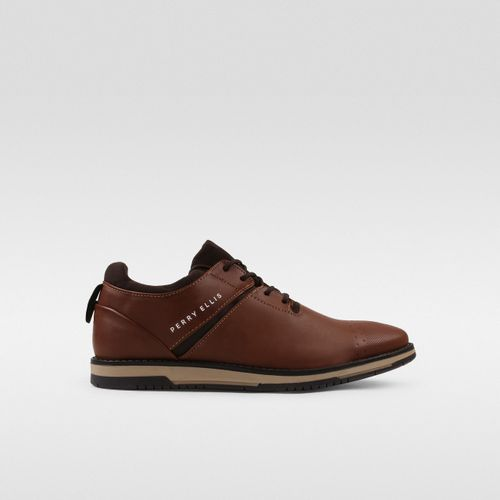 Zapato-Casual-Choclo-Perry-Ellis-Caballero