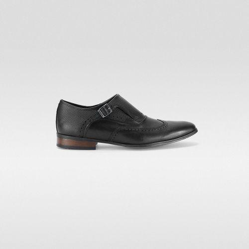 Zapato-Monkstrap-Almendrado